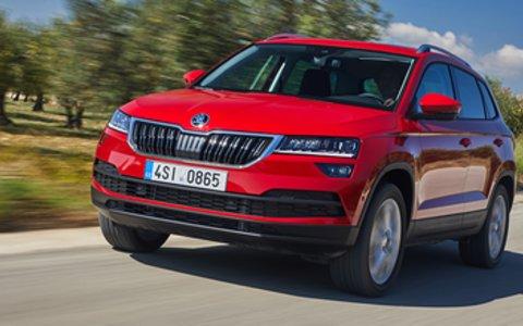ŠKODA je pobedila u anketi portala ,,Auto Trophy''u Nemačkoj