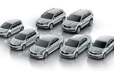ŠKODA isporučila više od 1,2 miliona vozila u 2017 godini