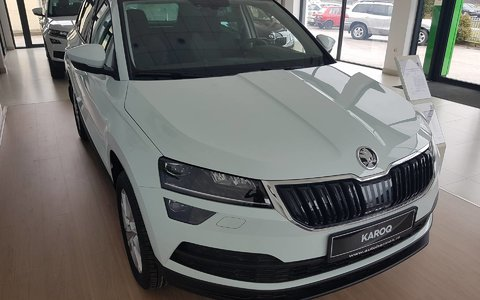 Škoda Karoq Style 1,5 TSI