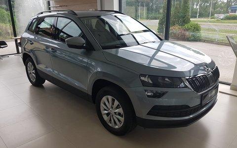 Škoda Karoq Ambition 1,6 TDI