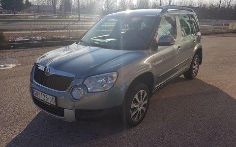 Škoda Yeti Ambition 1.2 TSI