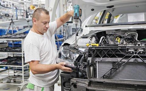 Proizvodnja ŠKODA automobila u 2018 godini.