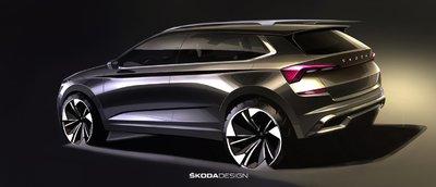 Novi SUV model brenda ŠKODA zvaće se KAMIQ