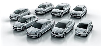 ŠKODA je isporučila 620,900 vozila u prvoj polovini 2019. godine