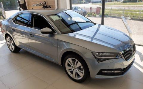 Škoda Superb Facelift Ambition Plus  2,0 TDI DSG
