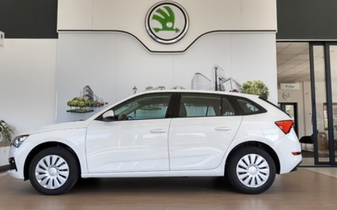 Škoda Scala Ambition 1,0 TSI