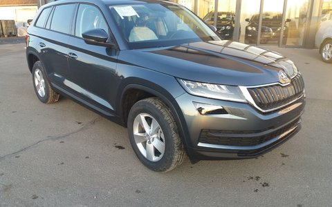 Škoda Kodiaq Ambition Plus 2,0 TDI CR DPF 4x4 140 kW/190 ks DSG