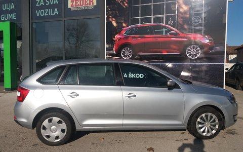 Škoda Rapid Spaceback Active 1,6 TDI 5G