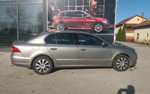 Škoda Superb Ambition (Business) 2.0TDI 6G