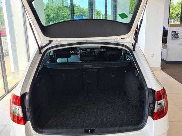 Škoda Octavia Combi A7 FL Ambition 1,5 TSI DSG  G-TEC