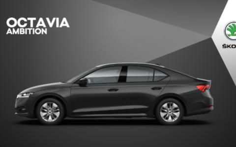 Škoda Octavia A8 Ambition 2,0 TDI 6G