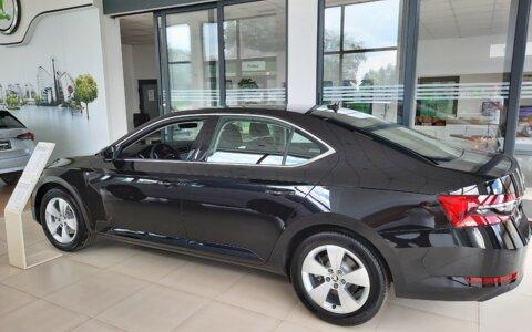 Škoda Superb Facelift Ambition  2,0 TDI 6G