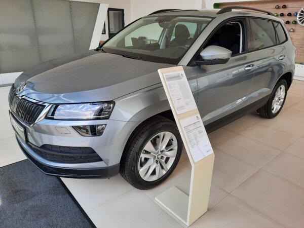 Škoda Karoq Style Plus 1,5 TSI 110kw DSG